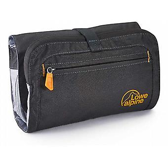 Lowe Alpine Roll Up Wash Bag (Anthracite/Amber)