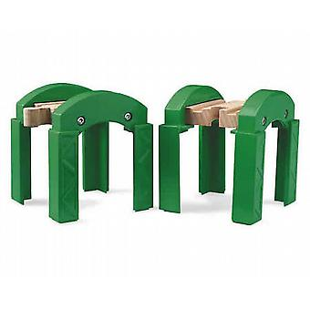 BRIO Stacking Track Supports Wooden Toy