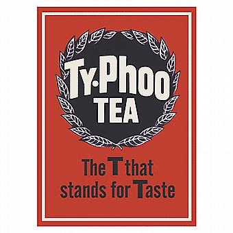 Typhoo Tea fridge magnet  (hb)