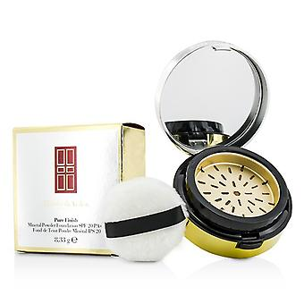 Elizabeth Arden Pure Finish Mineral Powder Foundation SPF20 (New Packaging) - # Pure Finish 06 8.33g/0.29oz