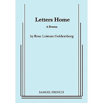 Letters Home door Goldemberg & Rose Leiman