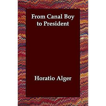 Fra Canal dreng til formand af Alger & Horatio