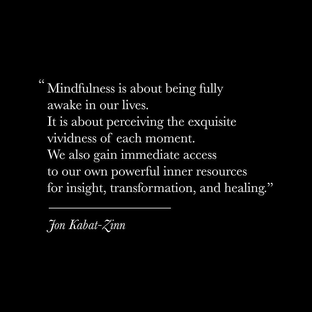 Mindfulness Jon Kabat Zinn Quote Men's Varsity Jacket