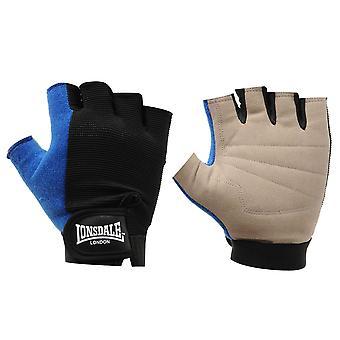 Lonsdale Unisex Fitness handskar utbildning