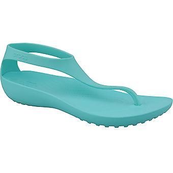 Crocs W Serena Flip 205468-40M Womens sandales en plein air