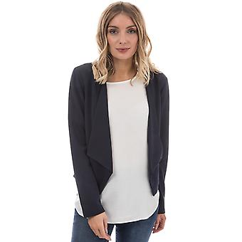 Womens Only Carolina Short Blazer In Night Sky