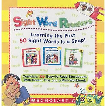 Sight Word Readers Boxed Set - Learning the First 50 Sight Words Is a