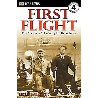 First Flight - The Story of the Wright Brothers by Caryn Jenner - 9780