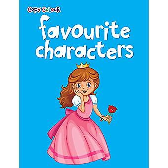 Favourite Characters by Pegasus - 9788131943076 Book