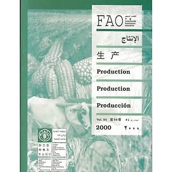 Food and Agriculture Organization Yearbook - 2000 - Fishery Statistics