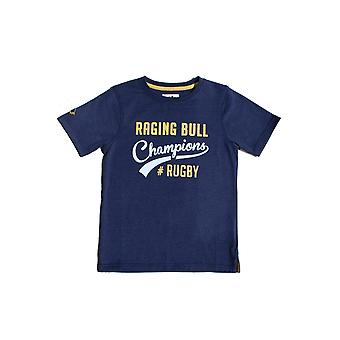 Champions Rugby Tee-Navy