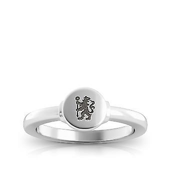 Chelsea FC Lion logo gegraveerd Signet ring