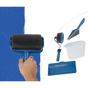 Paint Roller With Tank - Edge Roller Corner Roller Paint Roller With Refillable Paint Tank | 5 Pieces
