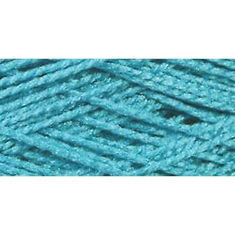 Needloft Craft Yarn 20 Yard Card Turquoise 510 54