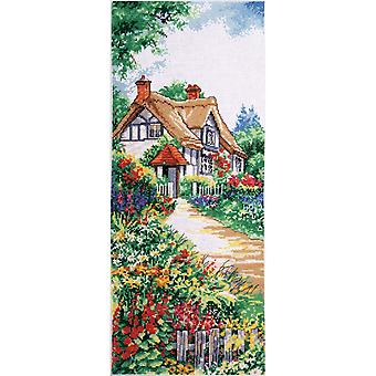 Thatched Cottage Counted Cross Stitch Kit 8