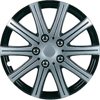 Wheel trims Adelaide R13 Grey (metallic), Black (metallic)