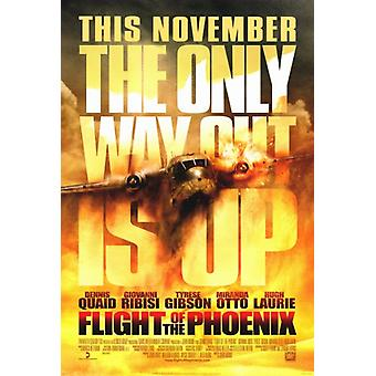 Flight of the Phoenix Movie Poster Print (27 x 40)