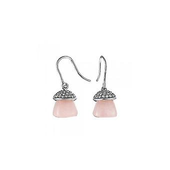 ESPRIT women's earrings silver pure rose ESER91231A000
