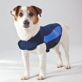 Thundershirt For hunde blå Polo ekstra store