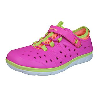 Stride Rite Made2Play Phibian Girls Trainers / Sandals / Water Shoes - Pink