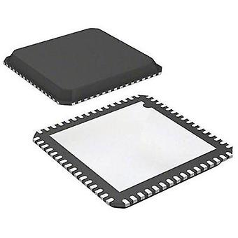 Embedded microcontroller AT91SAM7S256D-MU VQFN 64 Microchip Technology 16/32-Bit 55 MHz I/O number 32