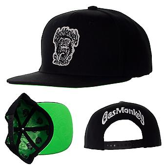 Gas monkey garage Cap green monkey