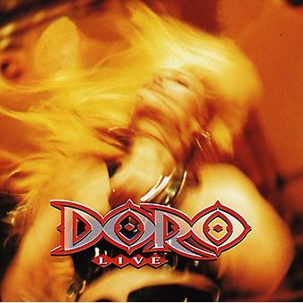 Doro - Doro Live [CD] USA import