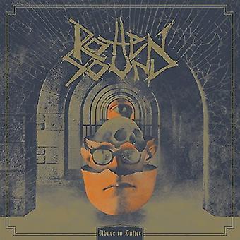 Rotten Sound - missbruk att lida [Vinyl] USA import