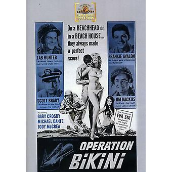 Operatie Bikini [DVD] USA import