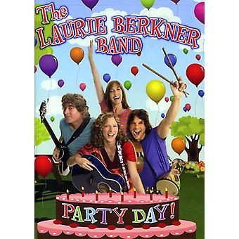 Berkner, Laurie Band - part dag: The Laurie Berkner Band (DVD/CD) [DVD] USA import