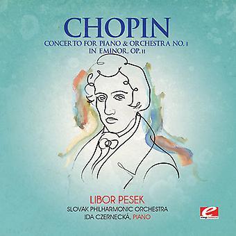 F. ショパン空港 - ショパン: 第 1 ホ短調, Op. 11 [CD] USA 輸入・ オーケストラ ピアノ協奏曲