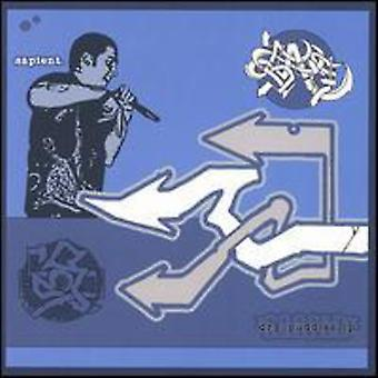Sapient - trockene Pfützen [Vinyl] USA import
