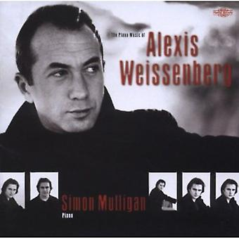 A. Weissenberg - The Piano Music of Alexis Weissenberg [CD] USA import