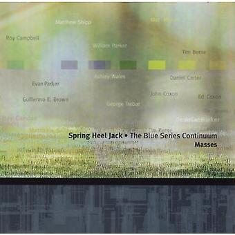 Spring Heel Jack - Masses [CD] USA import