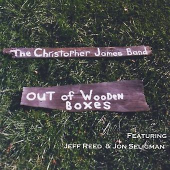 Christopher James Band - Out of Wooden Boxes [CD] USA import