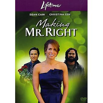 Making Mr Right [DVD] USA import