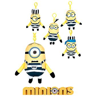 Play by play Minions Dm3  Peluche 13 Cm (Toys , Dolls And Accesories , Soft Animals)