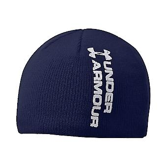 UNDER ARMOUR strength beanie youth [navy]