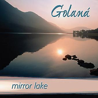 Golana - Mirror Lake [CD] USA importerer
