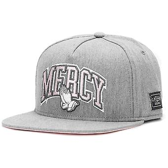 Cayler & sons Snapback Cap - MERCY heather grey