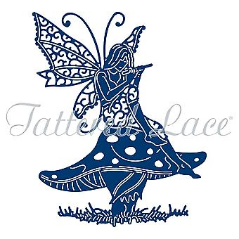 Tattered Lace Star Flower Fairy Die