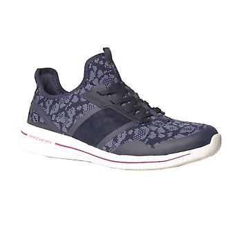Sketchers Womens Trainer 12658 Navy
