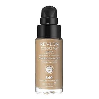 REVLON Colorstay Foundation  c/o début TAN