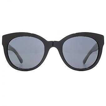 Burberry Cateye Sunglasses In Black