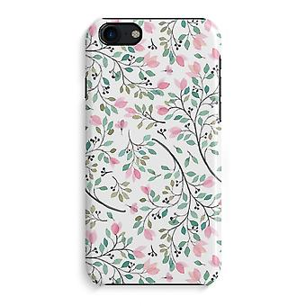 iPhone 7 Full Print Case - Dainty flowers