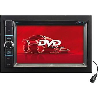 Double DIN monitor receiver Caliber Audio Technology RDD802BT Steering wheel R