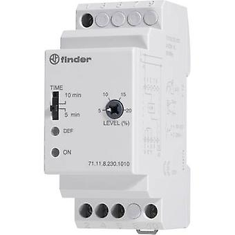 Finder 71.11.8.230.1010 - 10A Over Under spenning overvåking Relay SPDT-CO 250V AC