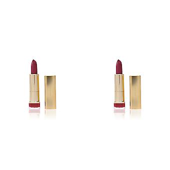 Max Factor Colour Elixir Lipstick Scarlet Ghost Womens New Make Up