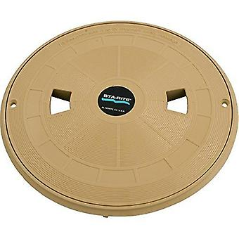 Pentair 08650-0159 Tan Lid and Collar for Sta-Rite Pool or Spa Skimmer