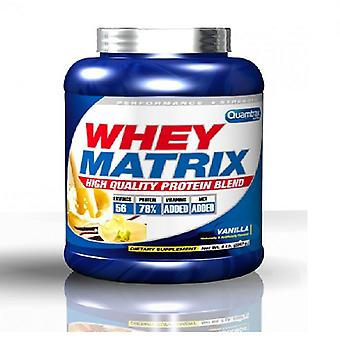 Quamtrax Nutrition Whey Matrix 5 Lb Vanilla (Sport , Muscle mass , Proteins)